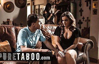 PURE TABOO – Lonely Widow Unbalanced With Neighbor's Heavy Unearth