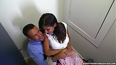 Making out Little one connected with go on a escort