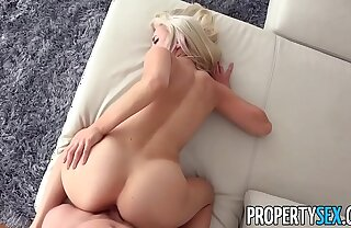 PropertySex - Sexy pretty good real estate agent mixes business with pleasure