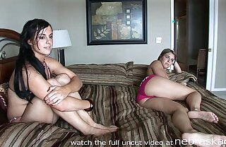 behind be transferred to scenes with hot teen amateurs on vacation video