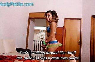 El castigo / My Daddy punishes me